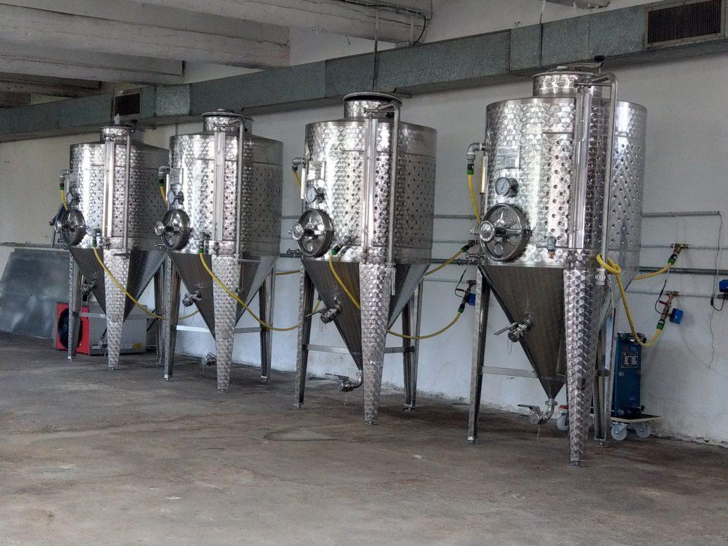 Les fermenteurs